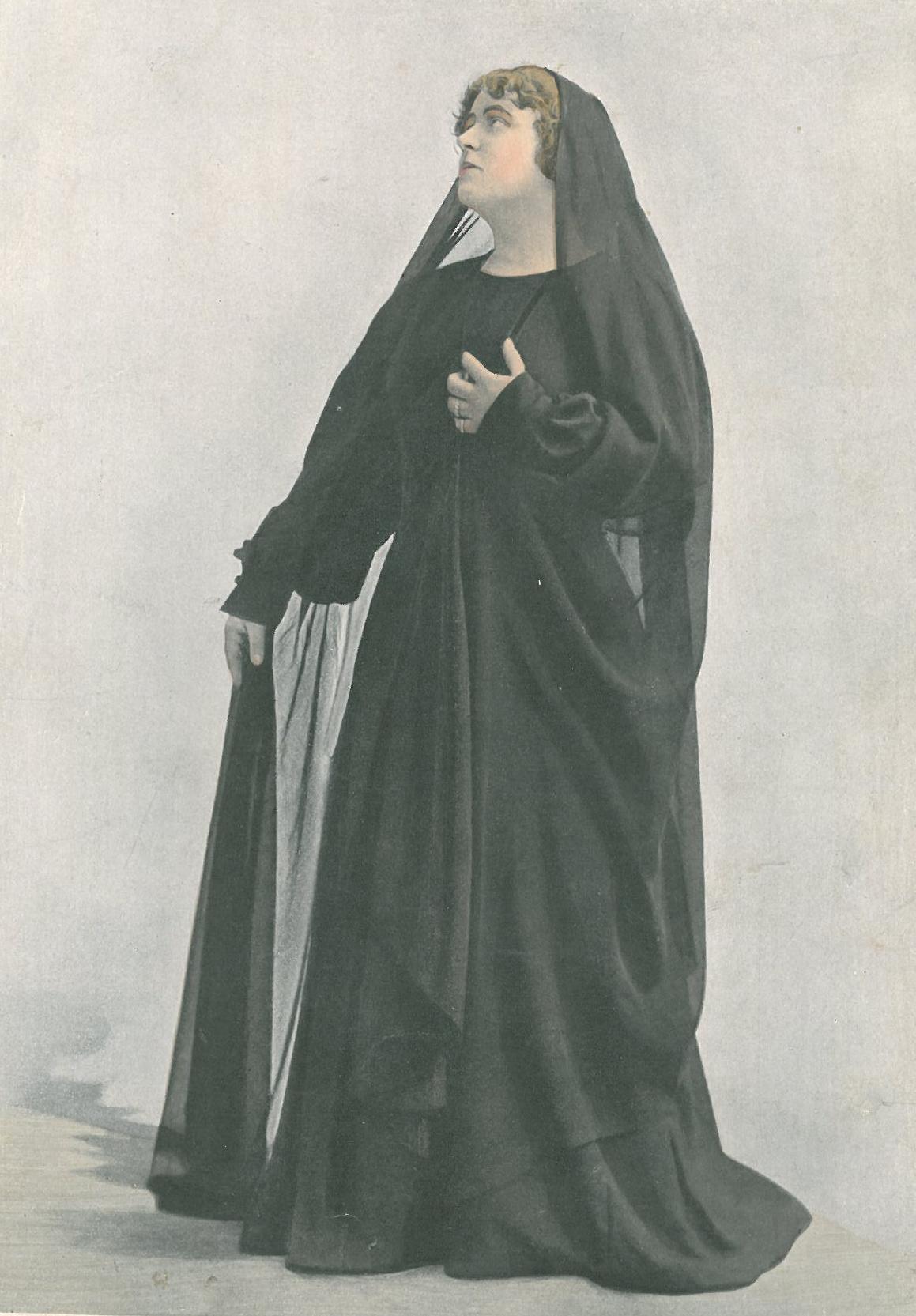 Image - Marie Delna dans le rôle de Marianne