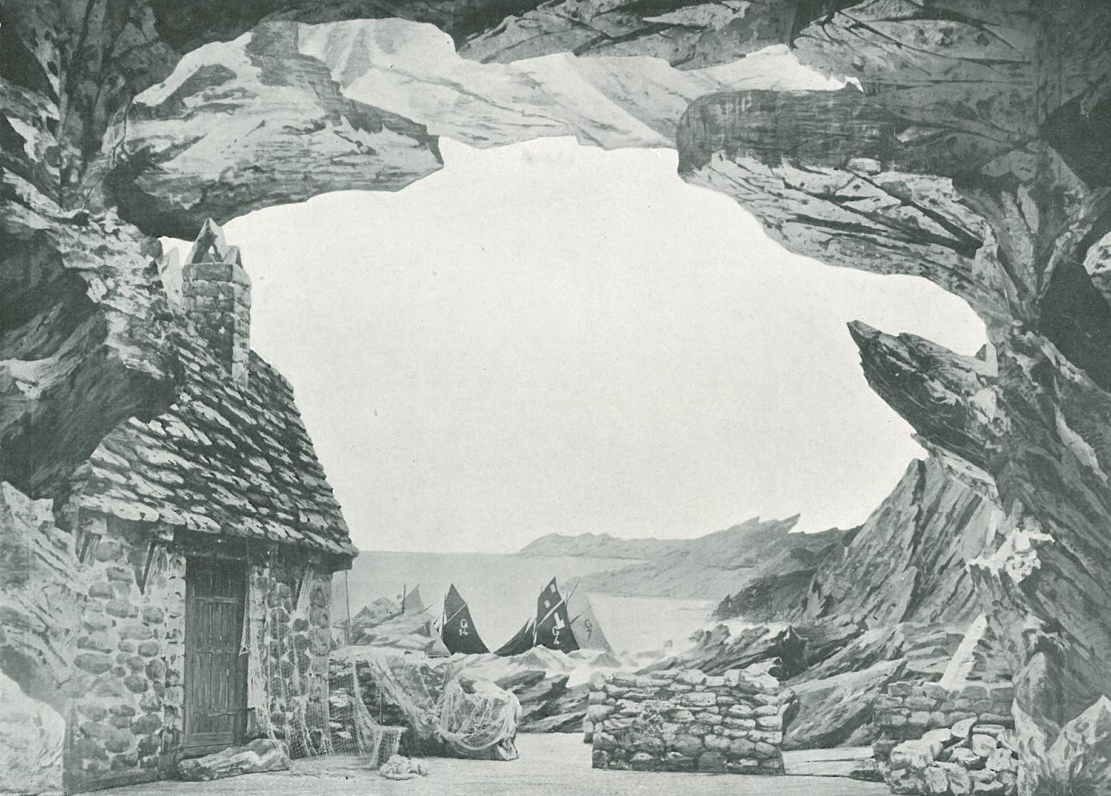 Image - Une maison de pêcheurs