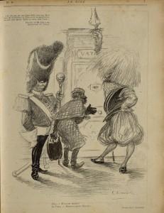 05 Le Rire 29 décembre 1894 Zola au Vatican