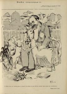 10 Le Rire 13 juin 1896 Enfin couronné