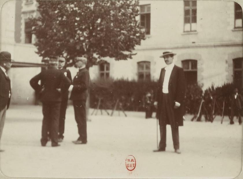 Image - Boisdeffre, Gonse et Mercier