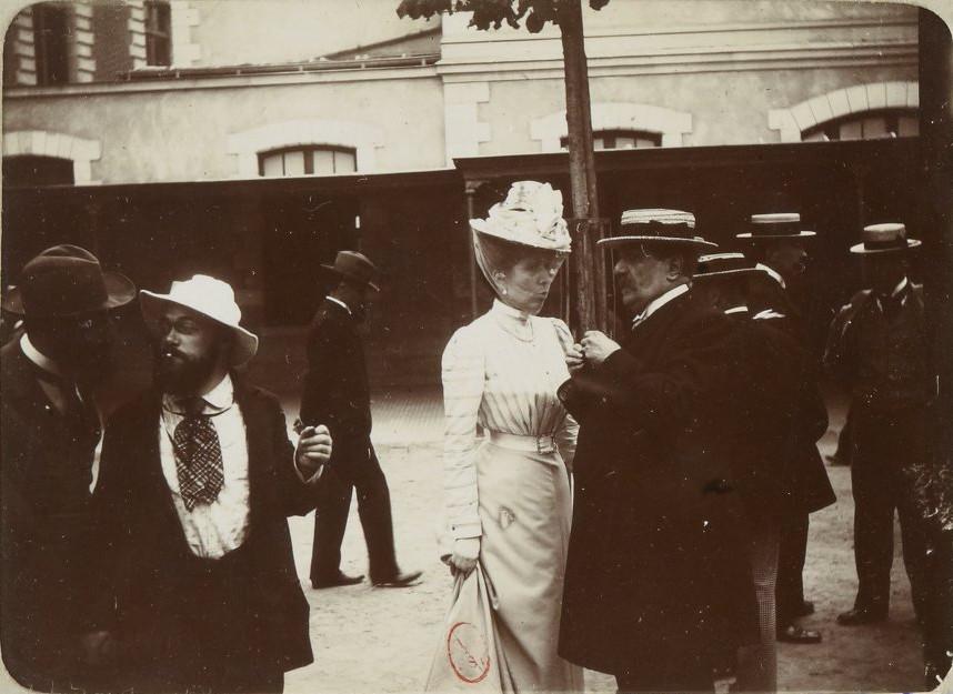 Image - La dame blanche