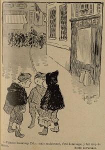 21 Le Rire 05 février 1898 Poulbot