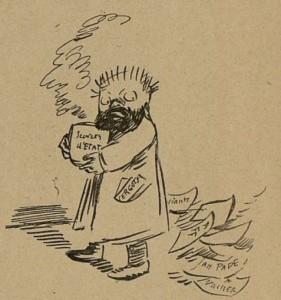 22 Le Rire 05 février 1898 Zola à vérifier
