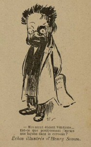 23 Le Rire 12 février 1898 Zola
