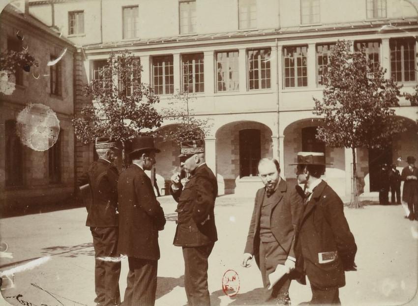 Image - Cavaignac, Boisdeffre et Roget