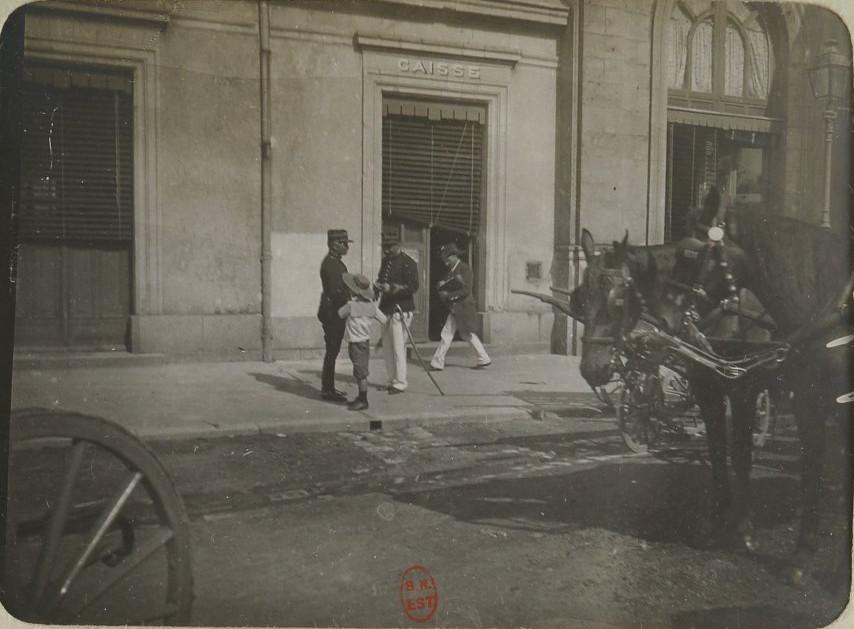 Image - Dans les rues de Rennes