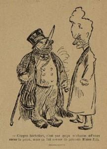 30 Le Rire 19 février 1898 Rochefort