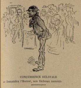 33 Le Rire 26 février 1898 L'Horror