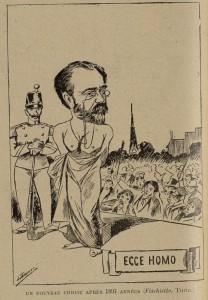 34 Le Rire 26 février 1898 Ecce homo