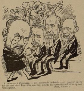 36 Le Rire 26 février 1898 Rochefort