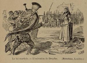 38 Le Rire 5 mars 1898 Exécution de Dreyfus