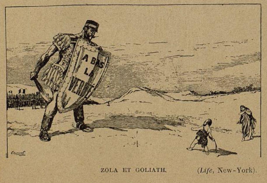 Image - Zola et Goliath