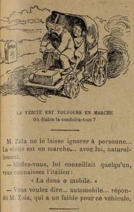 51 Le Rire 04 juin 1898 La vérité est toujours en marche