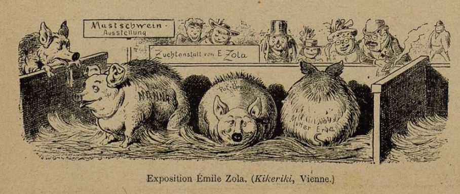 Image - Exposition Emile Zola