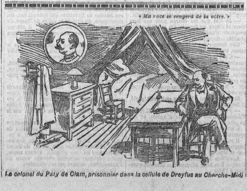 Image - Le colonel du Paty de Clam prisonnier