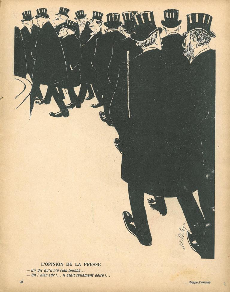 Image - Panthéonisation de Zola : L'opinion de la presse