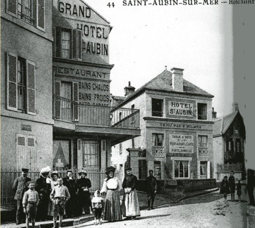 Image - Grand Hôtel de Saint-Aubin-sur-Mer