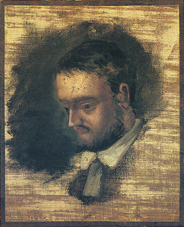 Image - Emile Zola vers 1862-1864