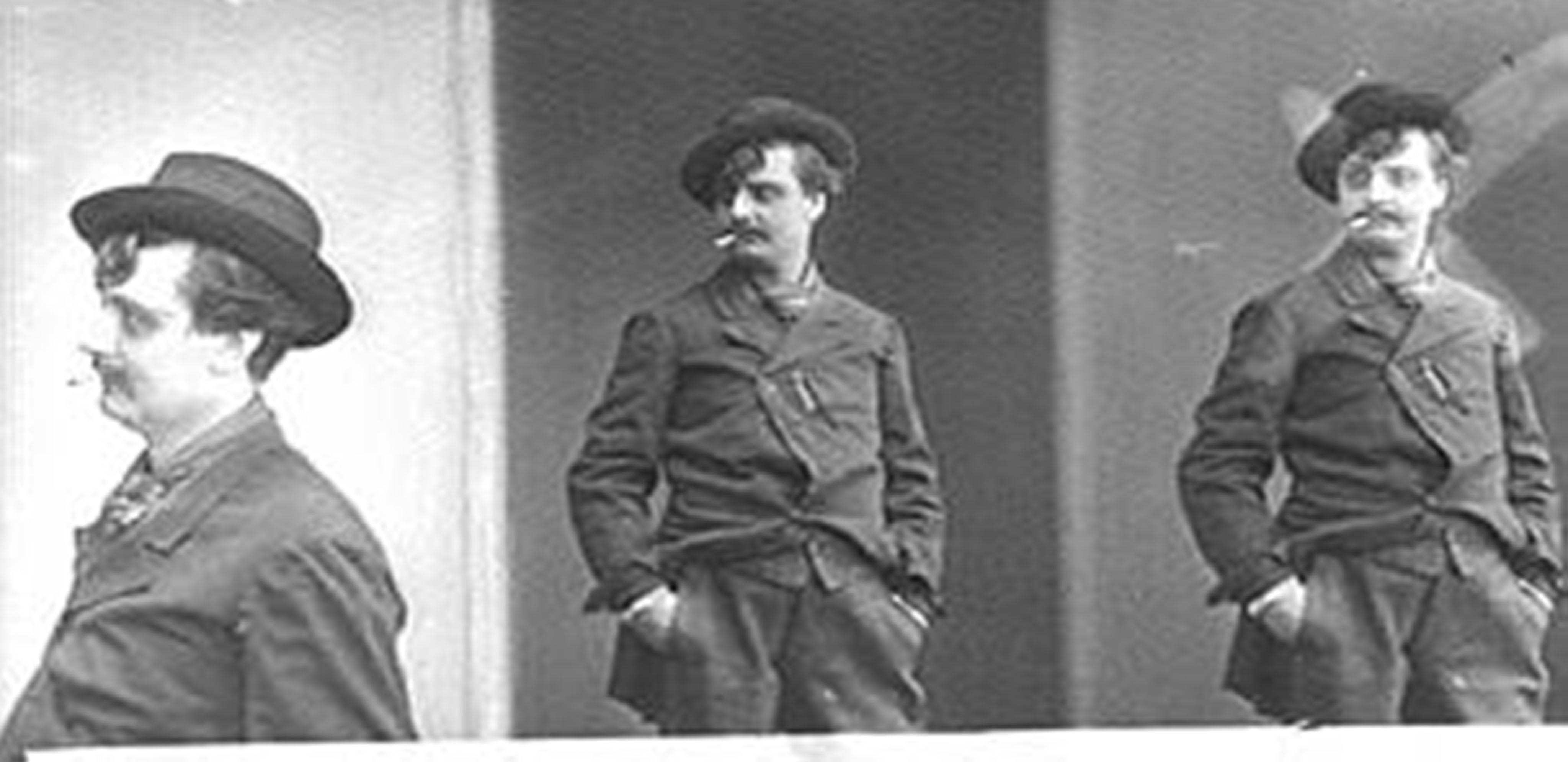 Image - Delessart dans le rôle de Lantier