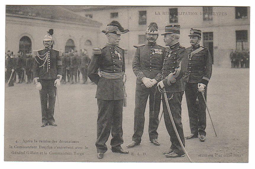 Image - Dreyfus, Gillain et Targe