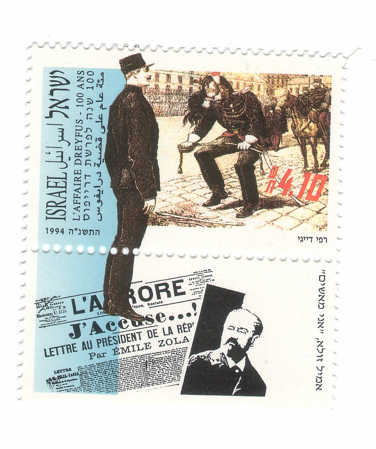 Image - Centenaire de l'Affaire Dreyfus