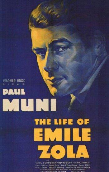 Image The Life of Emile Zola, de William Dieterle