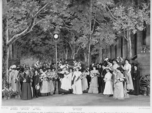 Enfant Roi Théâtre avril 1905-6