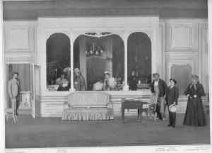 Enfant Roi Théâtre avril 1905-8 Acte 5
