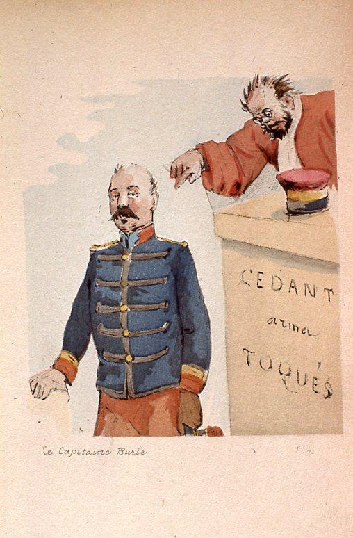 Image - Le Capitaine Burle