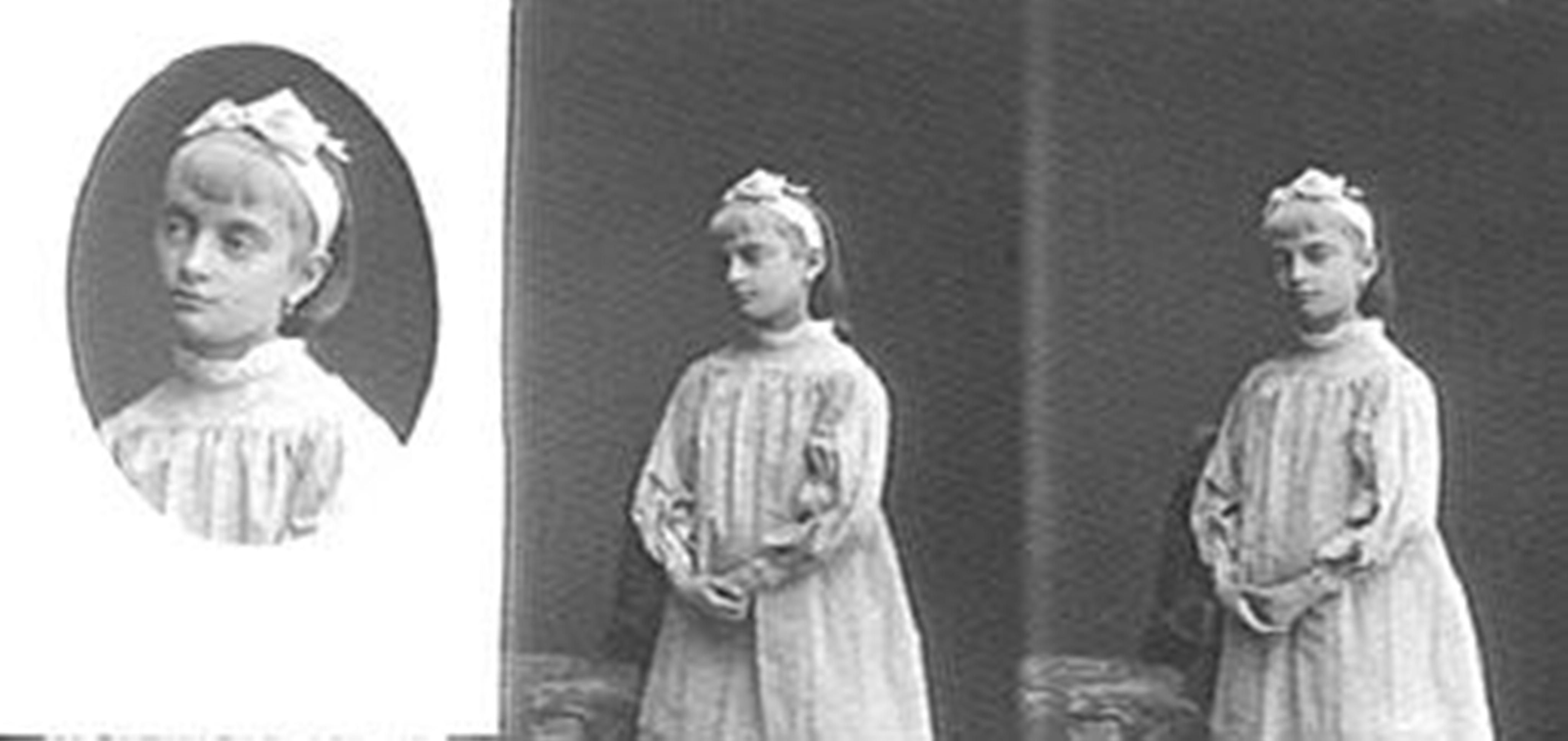 Image - Louise Magnier dans le rôle de la jeune Nana