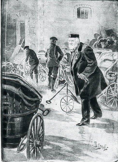 Image - Les brancardiers et le baron Suire