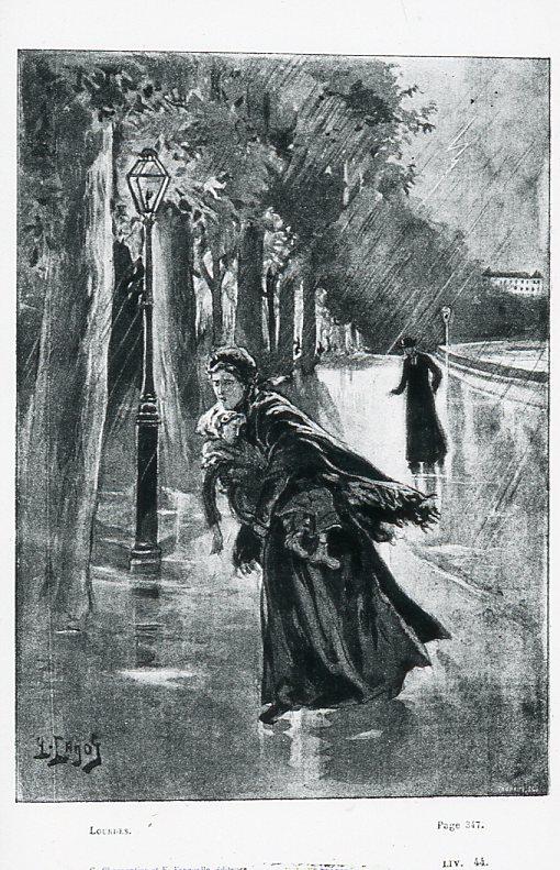 Image - Madame Vincent et la petite Rose