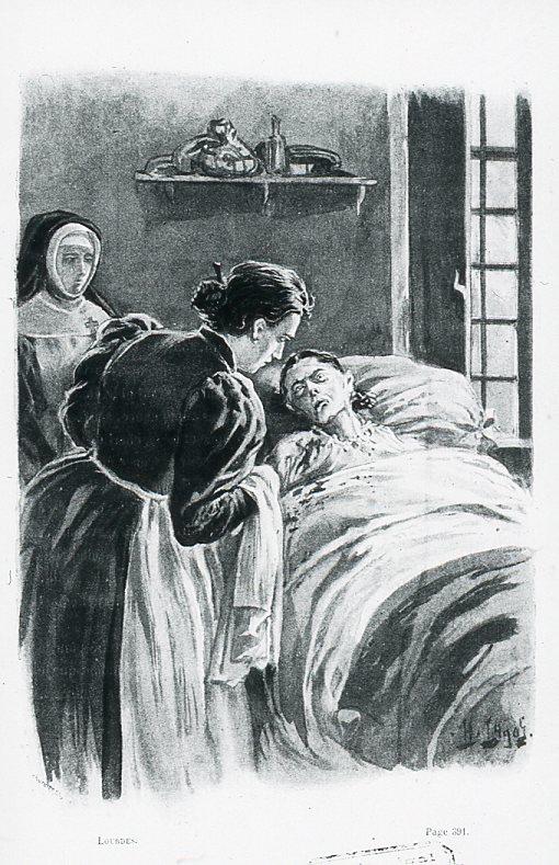 Image - L'agonie de Mme Vêtu