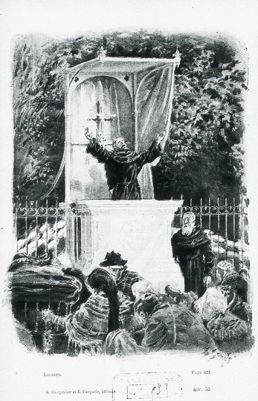 Image - Un prêtre en chaire