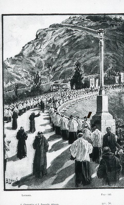 Image - La procession de quatre heures