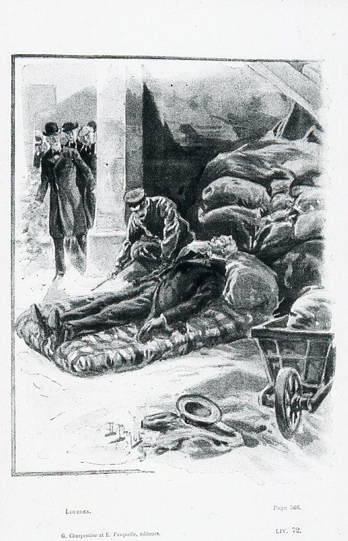 Image - L'agonie du Commandeur
