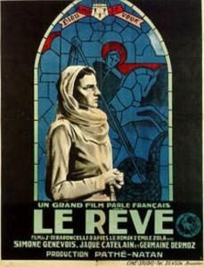 affiche 52 Le Rêve Baroncelli