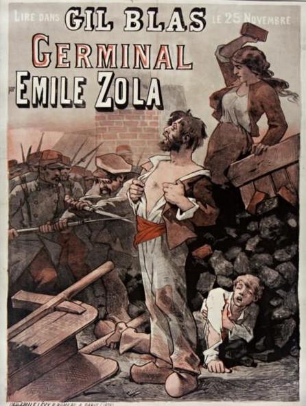 Image - Affiche pour la parution de <em>Germinal </em>en feuilleton» /></a></p> </div><!-- .entry-content -->  <header class=