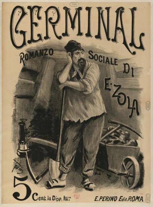 Image - Affiche pour la traduction de <em>Germinal </em>en Italie» /></a></p> </div><!-- .entry-content -->  <header class=