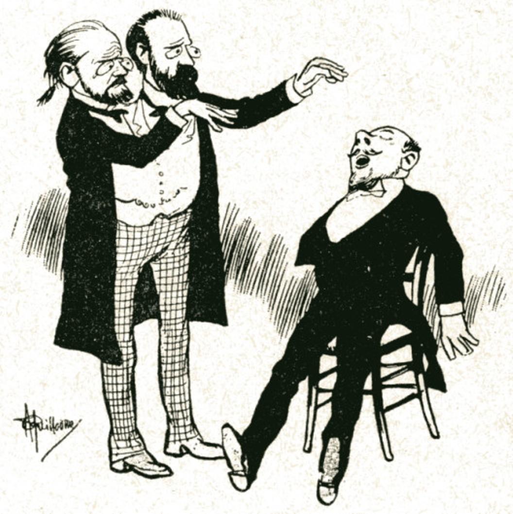 Image - Emile Zola et Alfred Bruneau