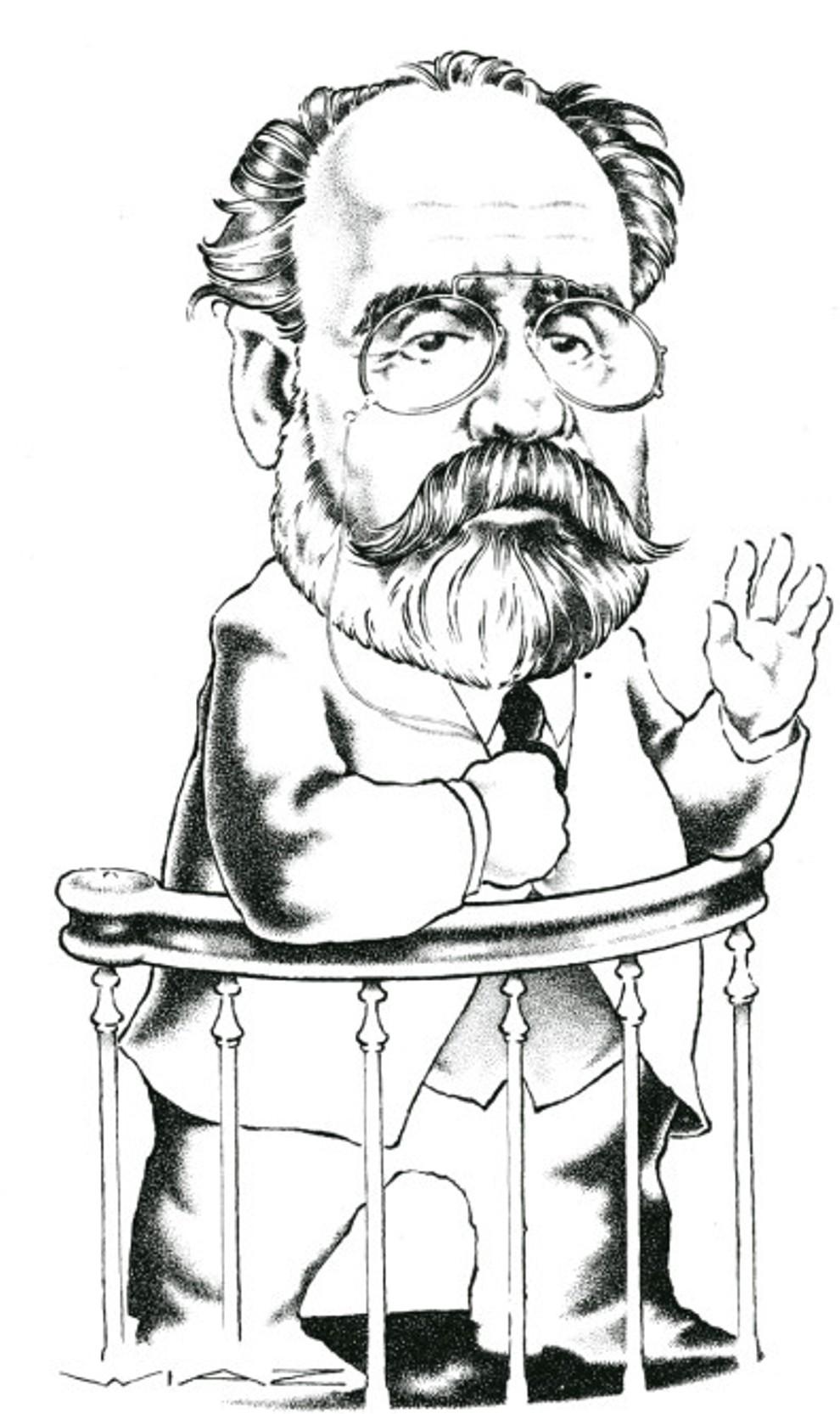 Image - Emile Zola à la barre
