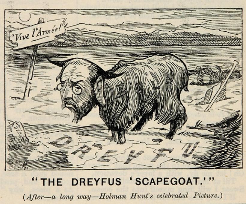Image - The Dreyfus Scapegoat