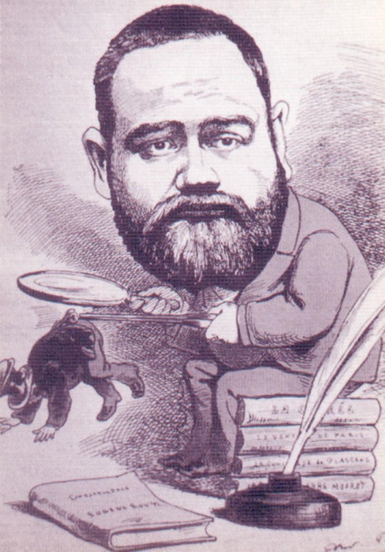 Image - M. Emile Zola