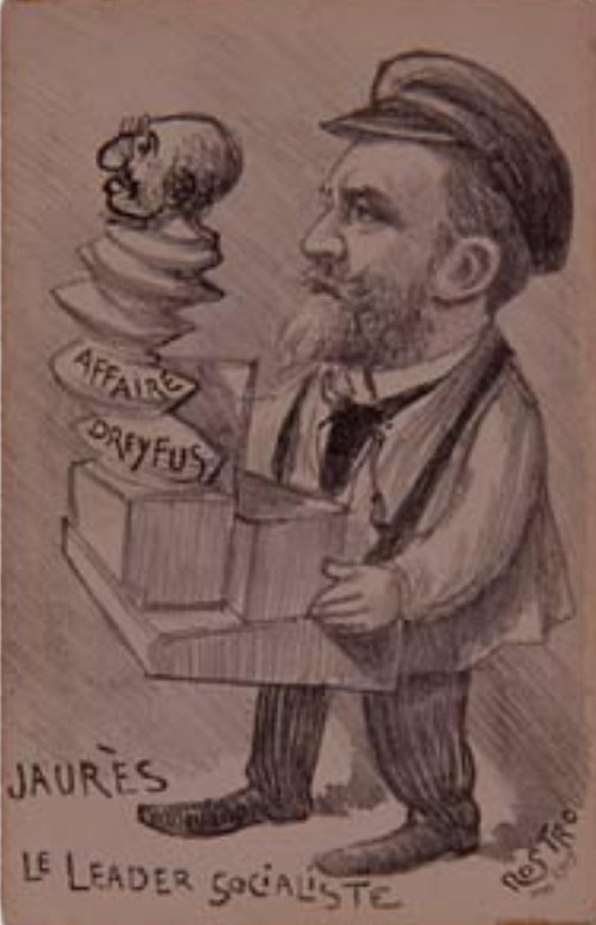 Image - Jaurès, le leader socialiste