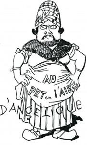 caricature 791 Le Rêve par Kitt