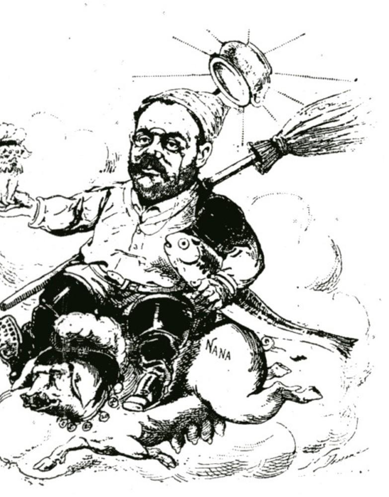 Image - Emile Zola et le naturalisme