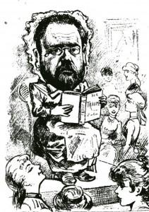 caricature 828 Le Rêve