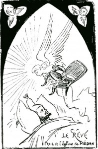 caricature 829 Le Rêve