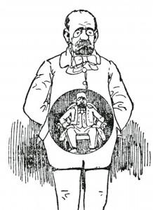 caricature 833 Zola par Vignola_0